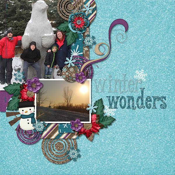 Winter wonders 0