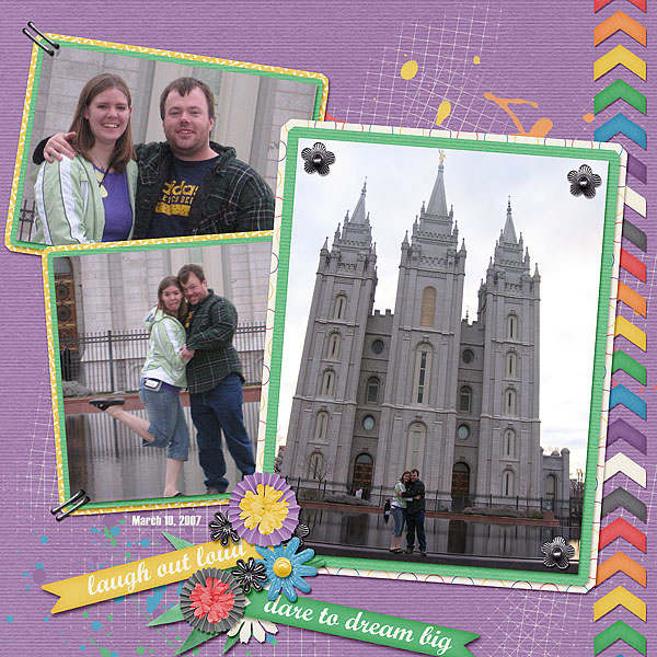 Temple Fun SLC