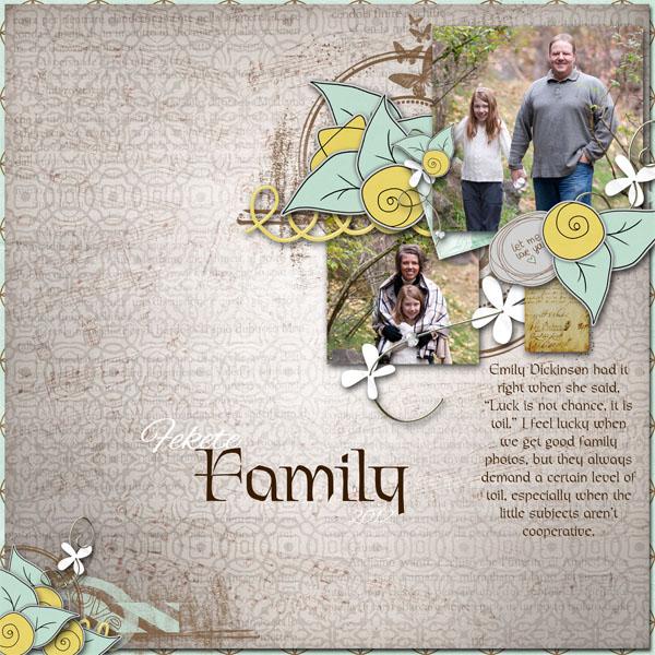 Fekete Family 2012