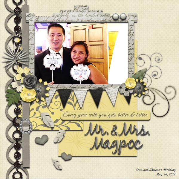 Mr & Mrs Magpoc