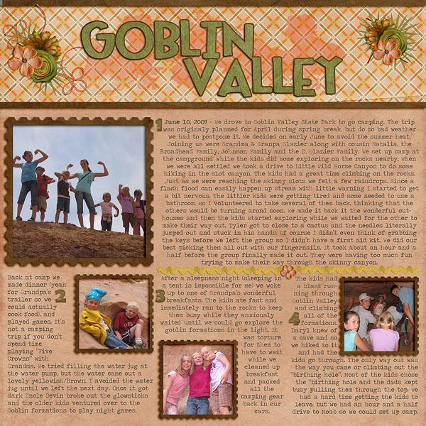 Goblin Valley Pg. 1