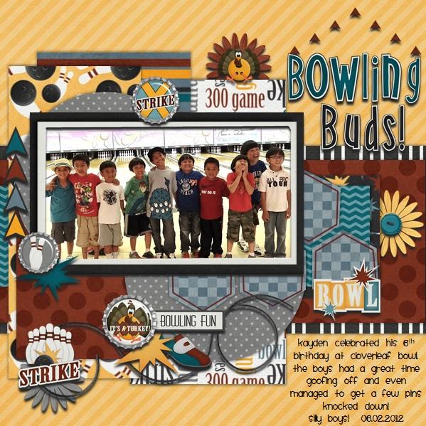 Bowling Buds!