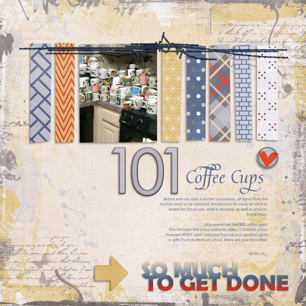 101 Coffee Cups