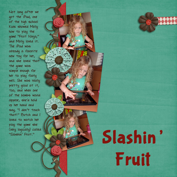 Slashin' Fruit
