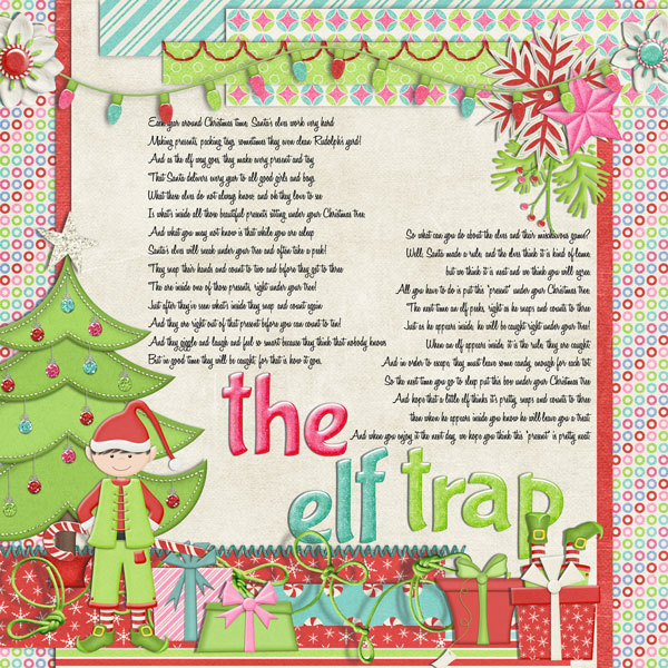 the elf trap