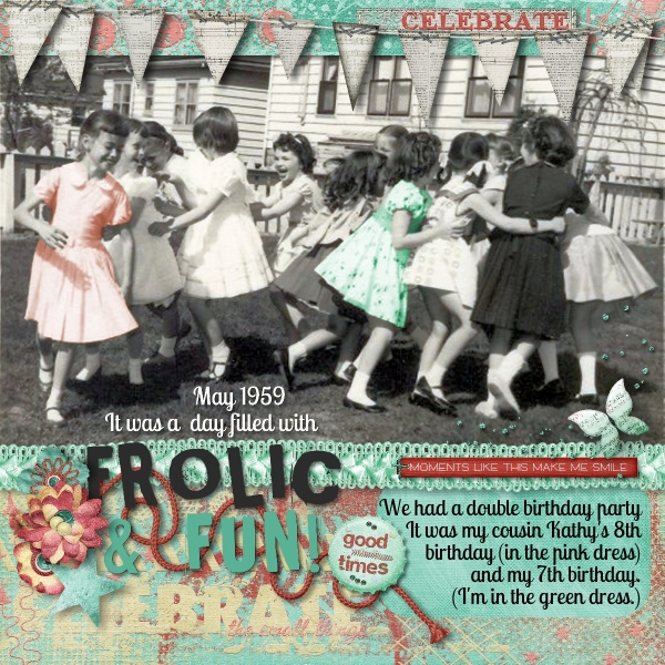 1959 Frolic and Fun