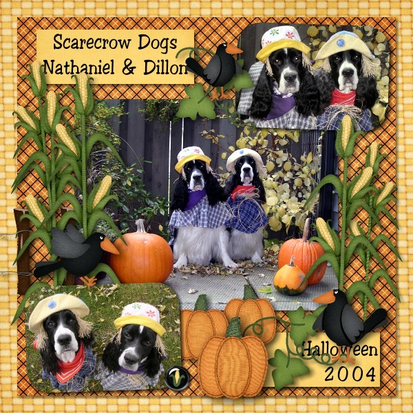Scarecrow Dogs
