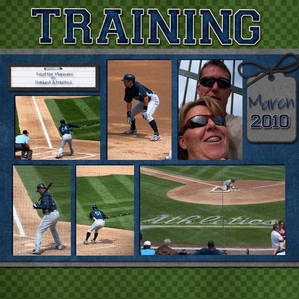 Spring Training 2