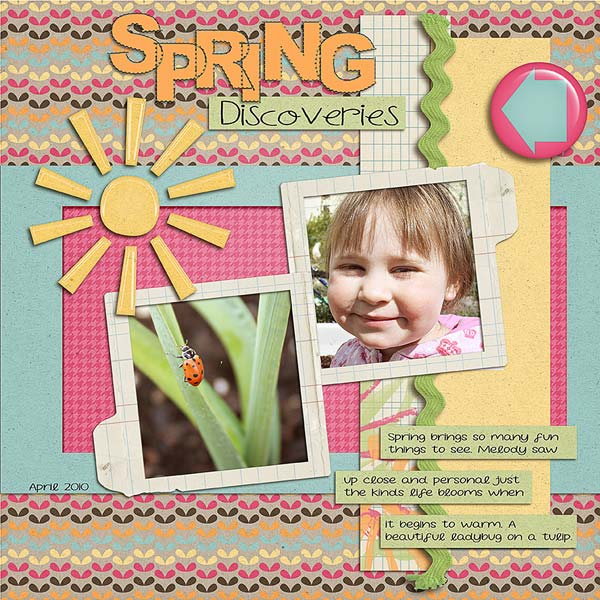 Spring Discoveries