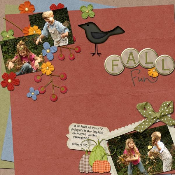 2010 10 Recipe- Fall Fun