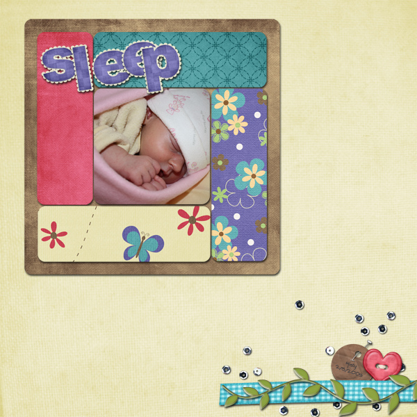 2010 11 Scraplift- Sleep