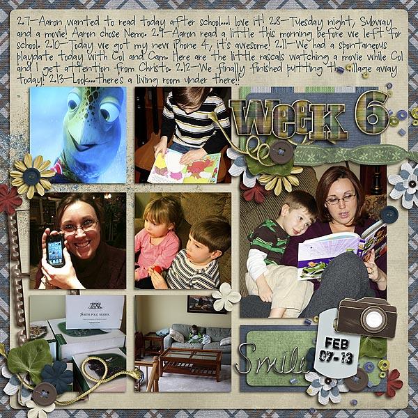2011 P365 Week 6