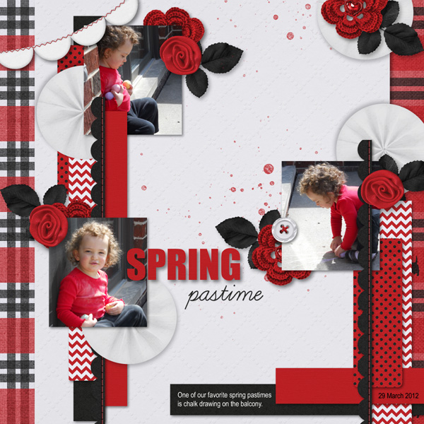 Spring Pastime