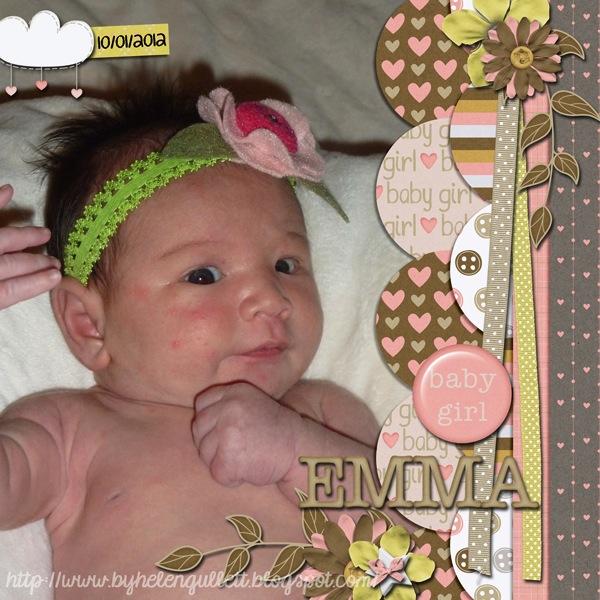 Baby Girl Emma