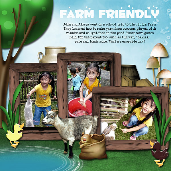 Farm Friendly
