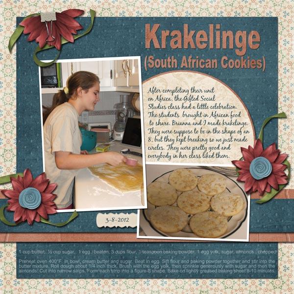 african cookies