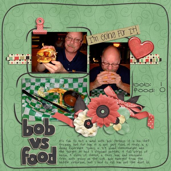 bob vs food