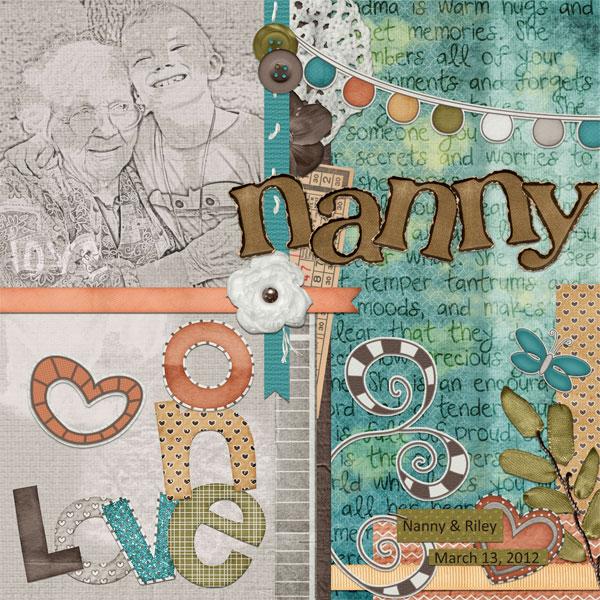 Nanny & Riley