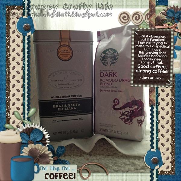 Good Coffee, Strong Coffee