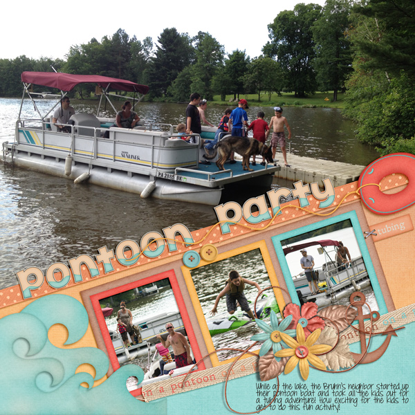 Pontoon Party
