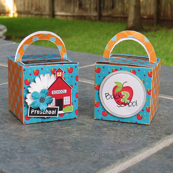 Teacher Back to School Gift Boxes