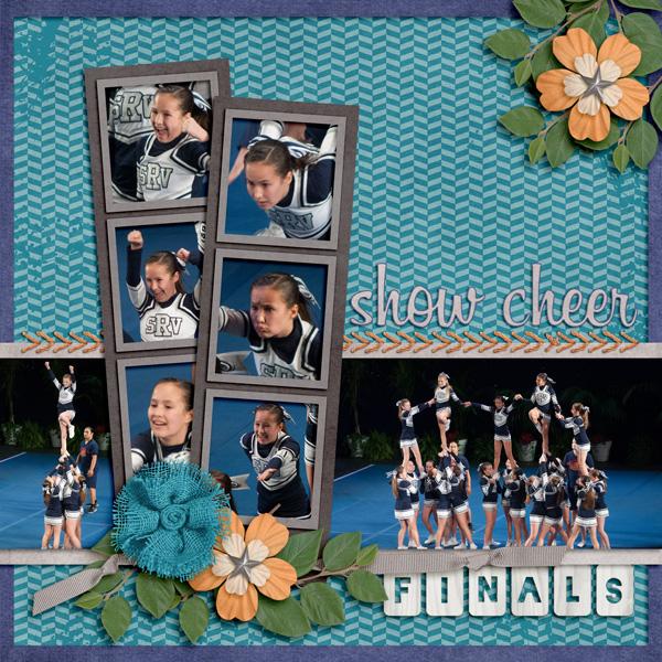 Show Cheer Finals
