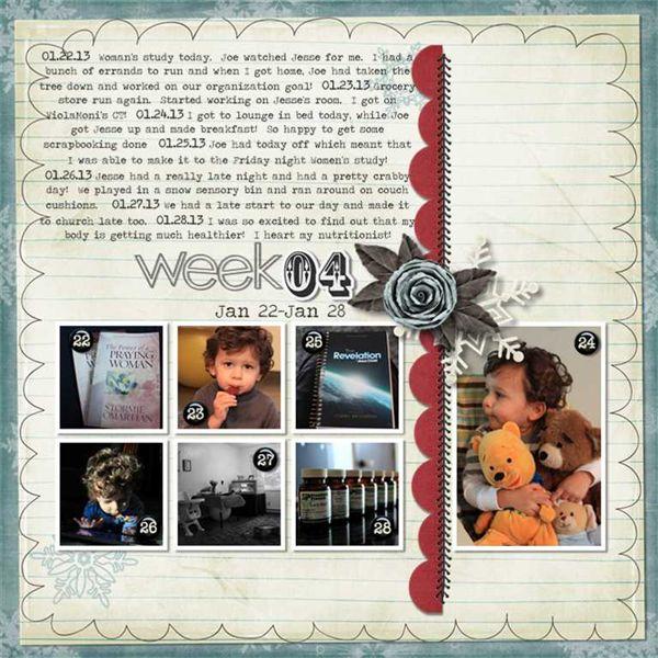 2013 Week 4
