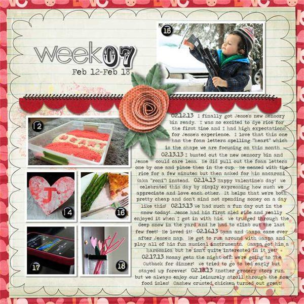 2013 Week 7