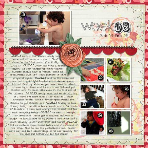 2013 Week 8