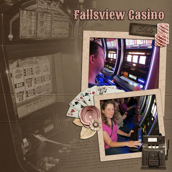 Fallsview Casino Slots