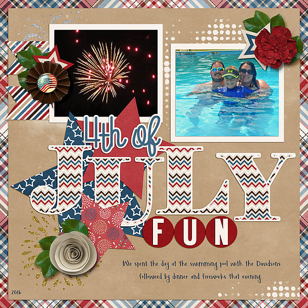4th of July Fun