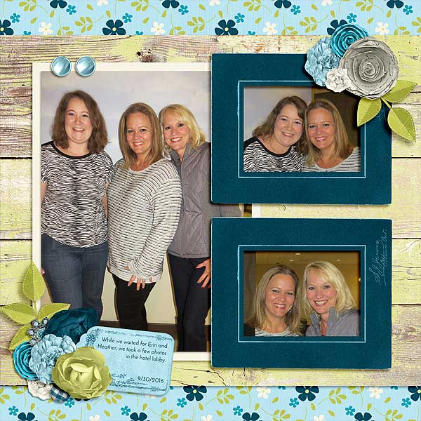 Jennifer, Debbie, and Rhonda