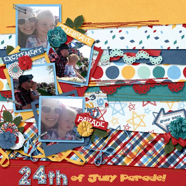 layout by Trinikay using Move It, Shake It