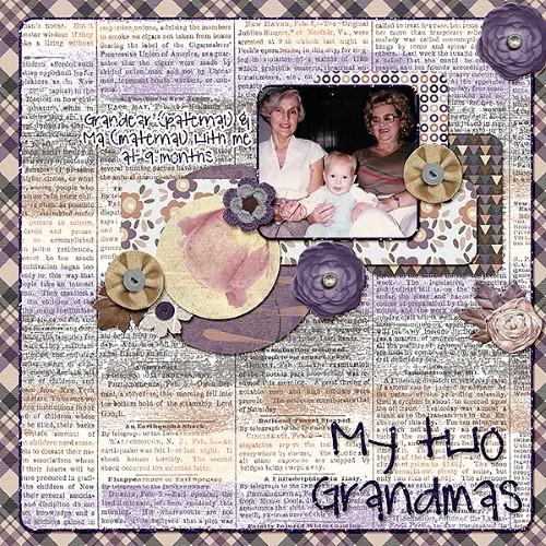 My Two Grandmas