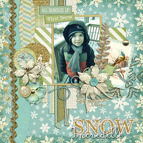 Snow Incredible