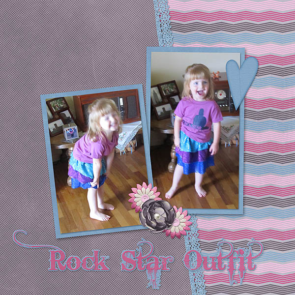 Rock Star Outfit