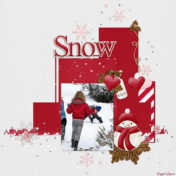 SnS-Snow