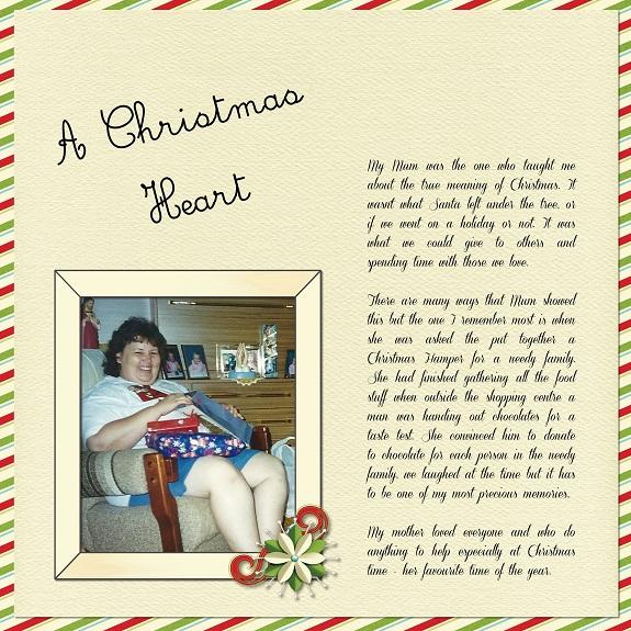 A Christmas Heart
