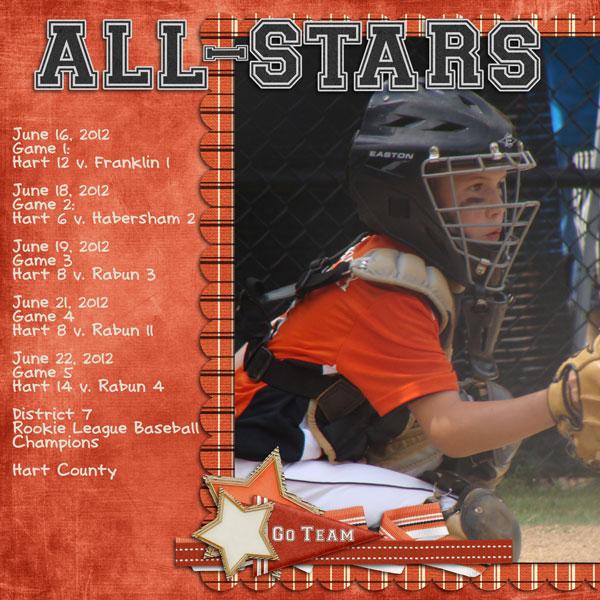All Stars 2012 p. 1