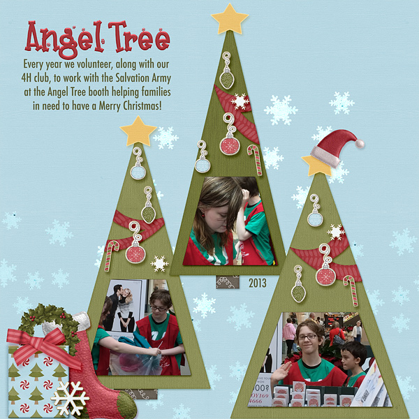 Angel Trees