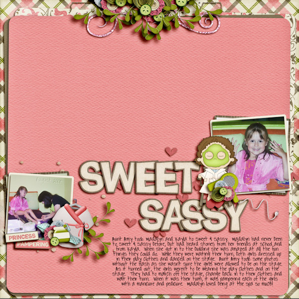 Sweet and Sassy