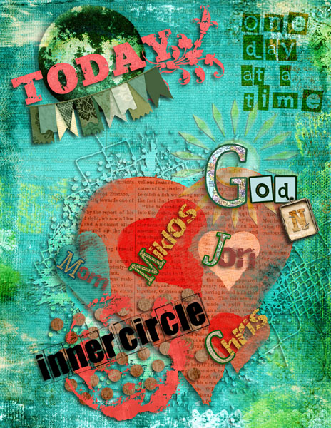 Art Journal -- Inner Circle