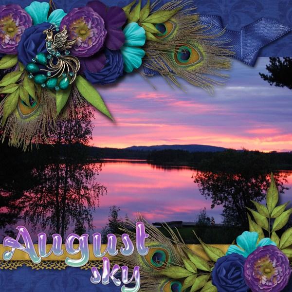 August_sky
