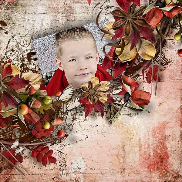 Autumn sweetness - RAK for Toiny