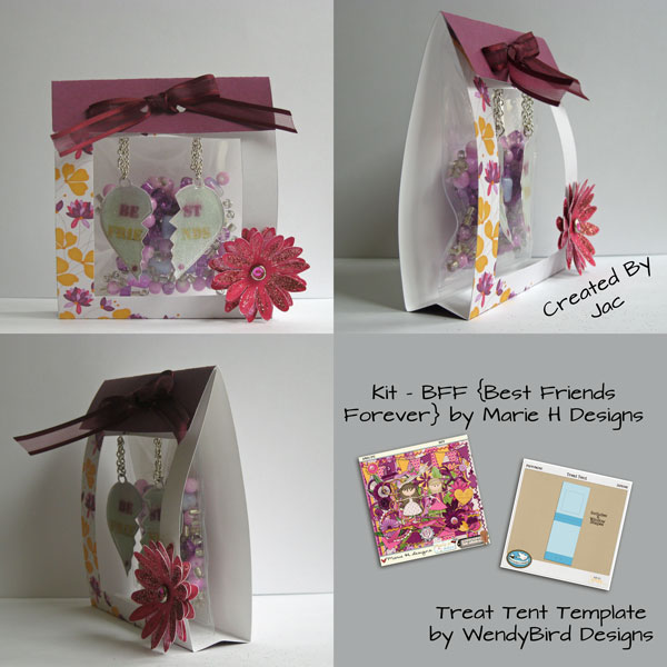 Necklace Treat Tent
