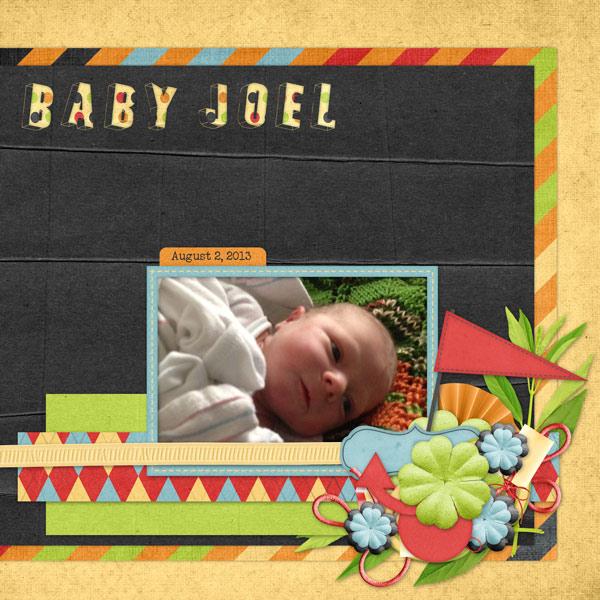 Baby Joel