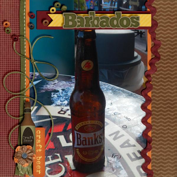 Beer in Barbados