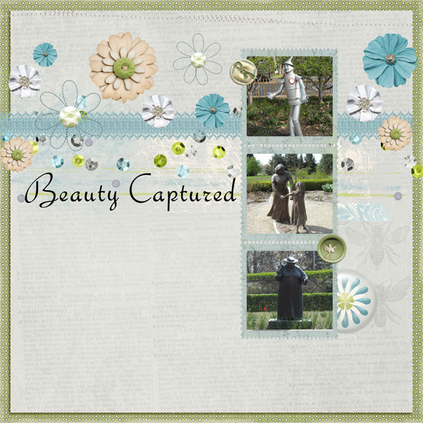 Beauty Captured