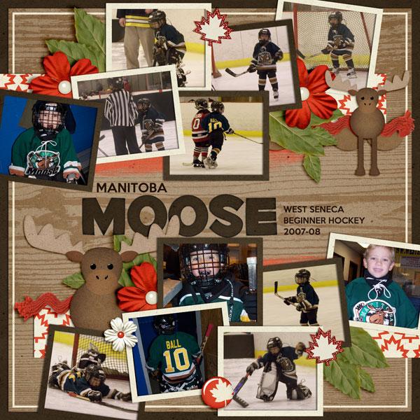 Manitoba Moose Hockey