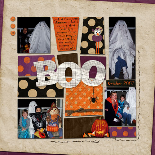 Boo 2007